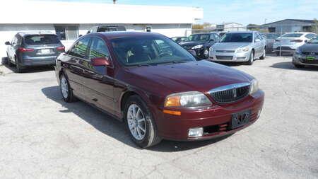 2000 Lincoln LS  for Sale  - 12013  - Area Auto Center