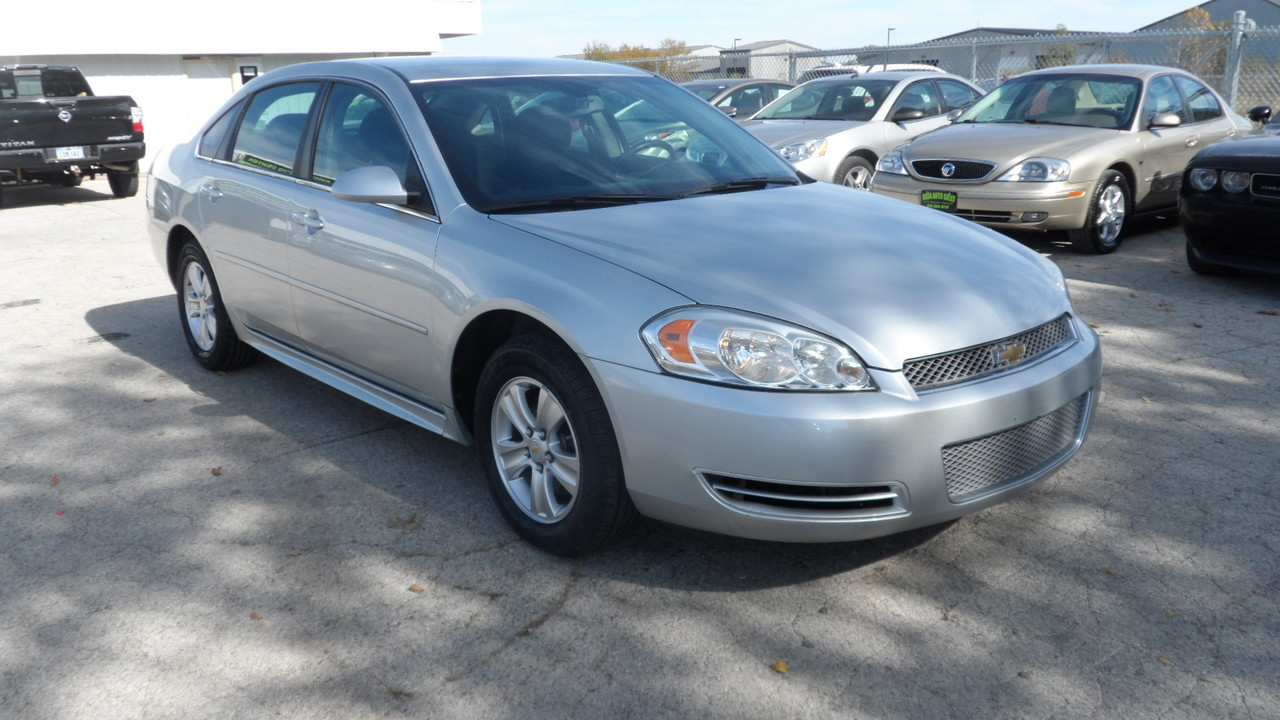 2014 Chevrolet Impala Limited  - Area Auto Center