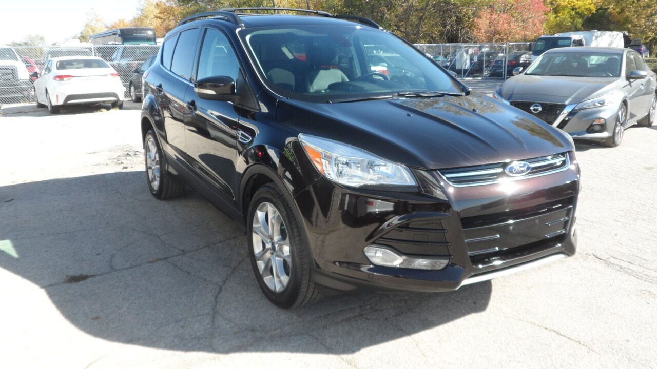2013 Ford Escape SEL  - 13056X  - Area Auto Center