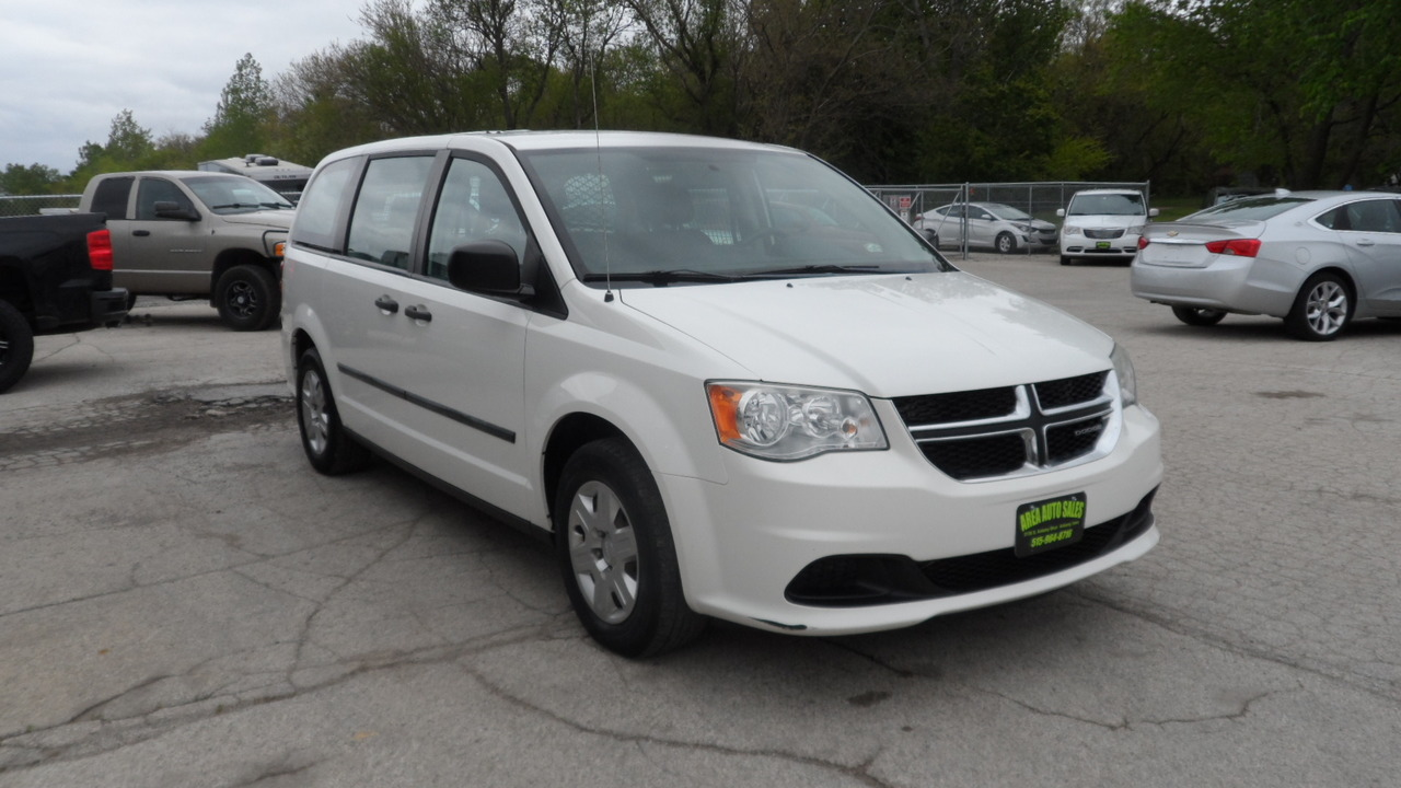 2011 Dodge Grand Caravan C/V C/V  - 13023X  - Area Auto Center