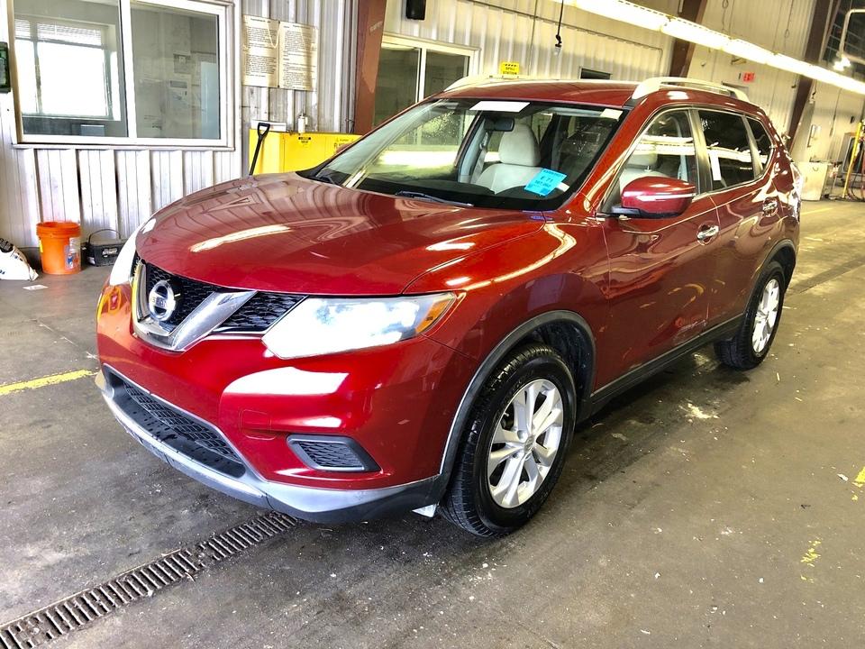 2015 Nissan Rogue  - IA Motors