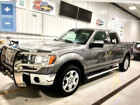 2012 Ford F-150 LARIAT 4WD SuperCrew for Sale  - 10901  - IA Motors