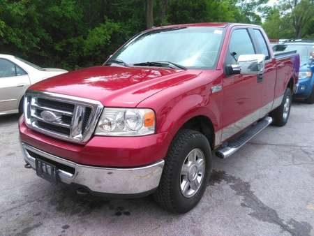 2008 Ford F-150 SUPERCREW XLT 4WD SuperCab for Sale  - 10734  - IA Motors