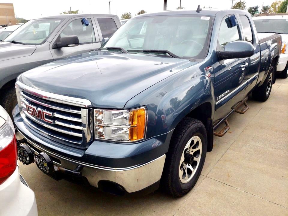 2009 GMC Sierra 1500  - IA Motors