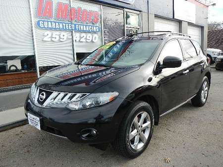 2009 Nissan Murano SL AWD for Sale  - 10185  - IA Motors