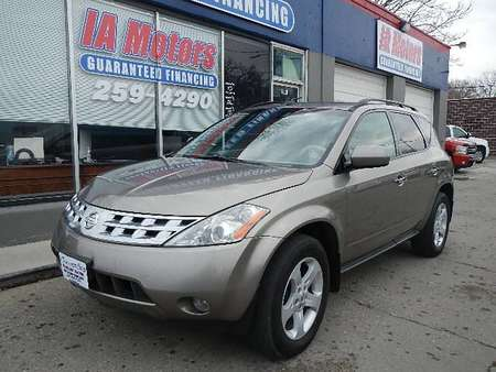 2003 Nissan Murano SL AWD for Sale  - 10200  - IA Motors