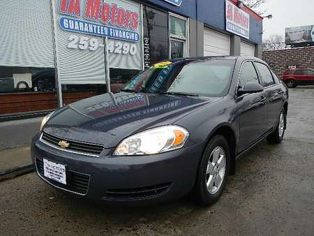 2008 Chevrolet Impala LT for Sale  - 10201  - IA Motors