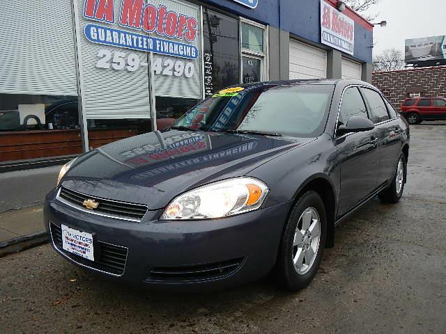 2008 Chevrolet Impala  - IA Motors