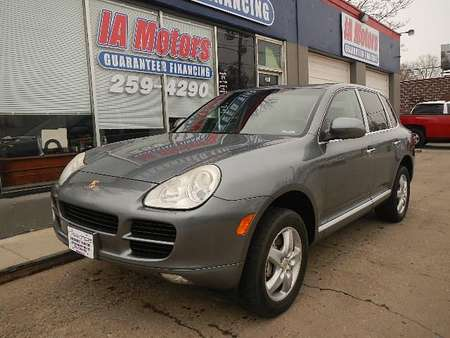 2005 Porsche Cayenne S for Sale  - 10254A  - IA Motors