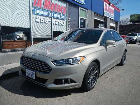 2015 Ford Fusion SE for Sale  - 10262  - IA Motors