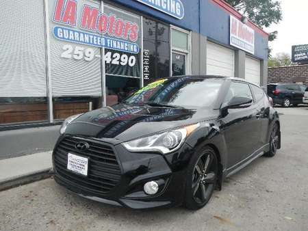 2015 Hyundai Veloster TURBO for Sale  - 10353  - IA Motors