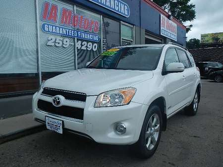 2010 Toyota Rav4 LIMITED 4WD for Sale  - 10284  - IA Motors