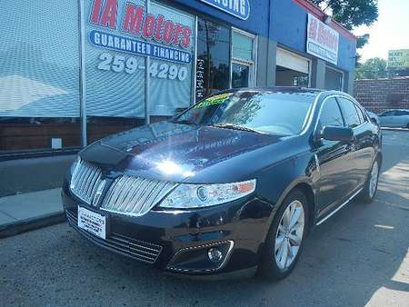 2009 Lincoln MKS AWD for Sale  - 10285  - IA Motors