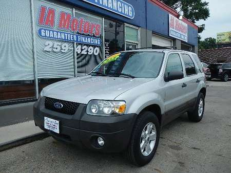 2007 Ford Escape XLT 4WD for Sale  - 10288  - IA Motors