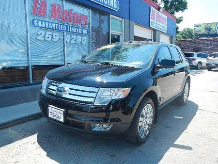 2008 Ford Edge LIMITED AWD for Sale  - 10290  - IA Motors