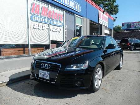 2009 Audi A-4 PREMIUM PLUS for Sale  - 10298A  - IA Motors