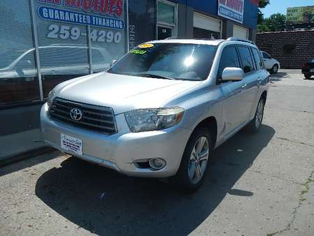 2008 Toyota Highlander SPORT for Sale  - 10302  - IA Motors