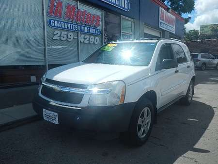 2005 Chevrolet Equinox LS AWD for Sale  - 10303  - IA Motors