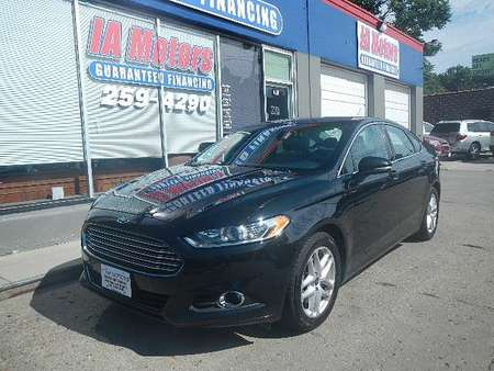 2014 Ford Fusion SE for Sale  - 10304  - IA Motors