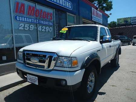 2007 Ford Ranger SUPER CAB 4WD SuperCab for Sale  - 10305  - IA Motors