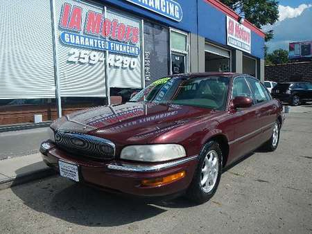 2000 Buick Park Avenue  for Sale  - 10306  - IA Motors
