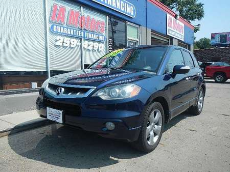 2007 Acura RDX TECHNOLOGY AWD for Sale  - 10307  - IA Motors