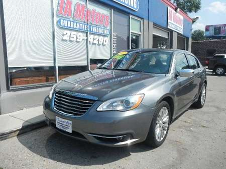 2012 Chrysler 200 LIMITED for Sale  - 10312  - IA Motors