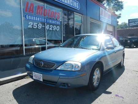 2005 Mercury Sable LS PREMIUM for Sale  - 10319  - IA Motors