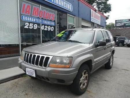 1999 Jeep Grand Cherokee LAREDO 4WD for Sale  - 10324  - IA Motors