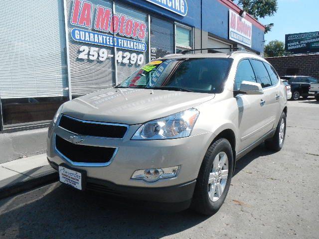 2012 Chevrolet Traverse  - IA Motors