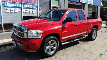 2008 Dodge Ram 1500 ST 4WD Quad Cab for Sale  - 10332  - IA Motors