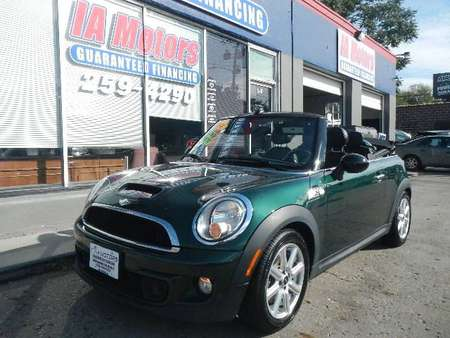 2014 Mini Cooper Convertible S CONVERTIBLE for Sale  - 10337  - IA Motors