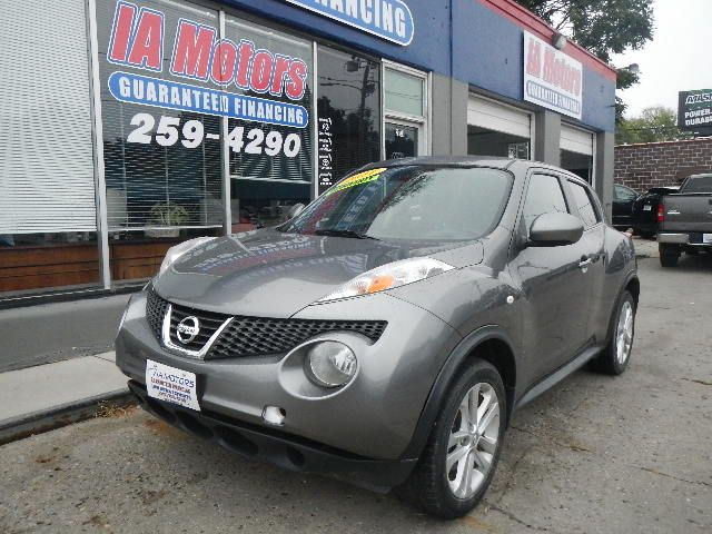 2011 Nissan Juke  - IA Motors