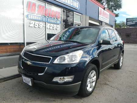2012 Chevrolet Traverse LS for Sale  - 10346  - IA Motors