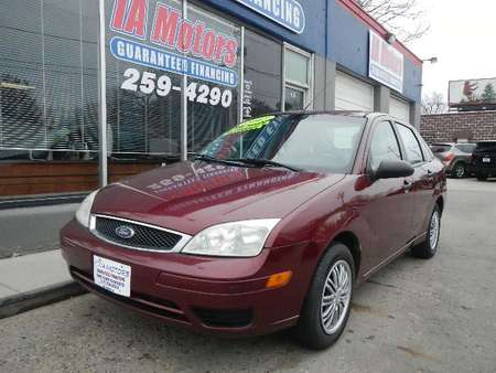 2007 Ford Focus ZX4 for Sale  - 10363  - IA Motors