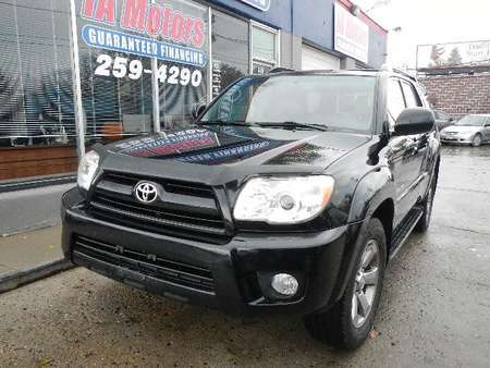 2008 Toyota 4Runner LIMITED 4WD for Sale  - 10364  - IA Motors