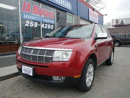 2008 Lincoln MKX  for Sale  - 10366  - IA Motors