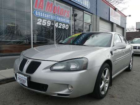 2006 Pontiac Grand Prix GXP for Sale  - 10369  - IA Motors