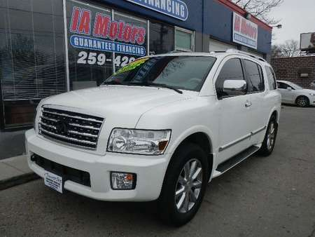 2010 Infiniti QX56 4WD for Sale  - 10374  - IA Motors