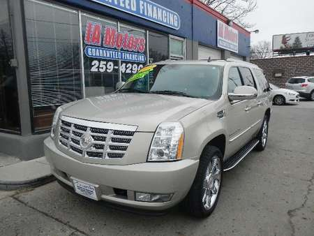2009 Cadillac Escalade ESV ESV LUXURY AWD for Sale  - 10377  - IA Motors
