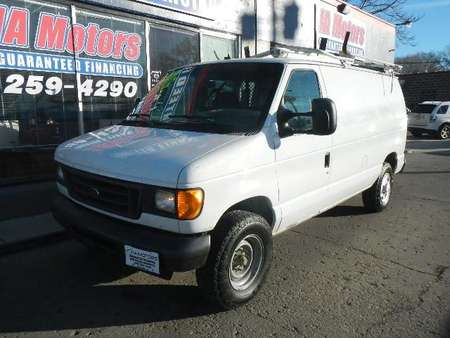 2007 Ford Econoline E250 VAN for Sale  - 10378  - IA Motors