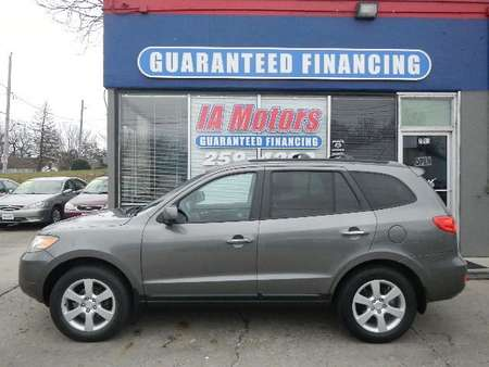2009 Hyundai Santa Fe LIMITED for Sale  - 10379  - IA Motors