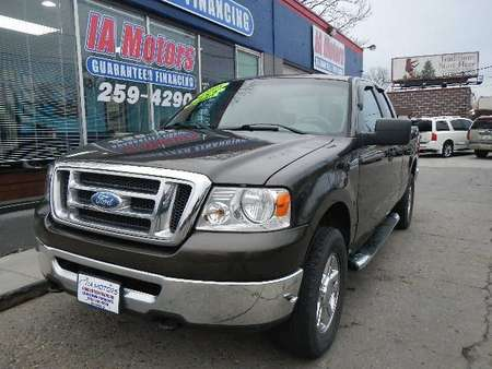 2008 Ford F-150 EXTENDED CAB 4WD SuperCab for Sale  - 10380  - IA Motors