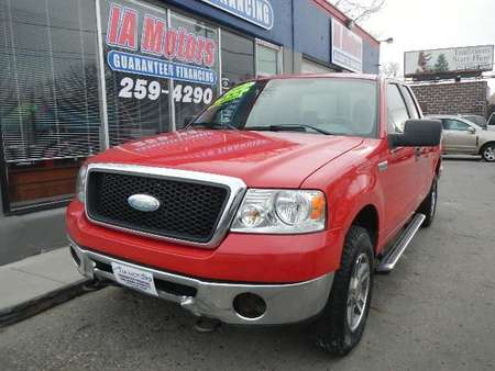 2007 Ford F-150 XLT 4WD SuperCab for Sale  - 10388  - IA Motors