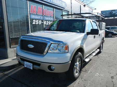 2008 Ford F-150 SUPERCREW 4WD for Sale  - 10390  - IA Motors