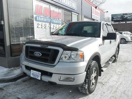 2004 Ford F-150 SUPERCREW FX4 4WD for Sale  - 10407  - IA Motors