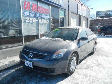 2009 Nissan Altima S for Sale  - 10409  - IA Motors