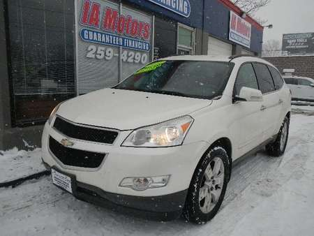 2011 Chevrolet Traverse LT AWD for Sale  - 10413  - IA Motors