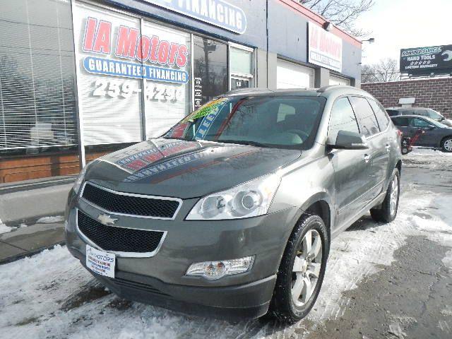 2010 Chevrolet Traverse  - IA Motors