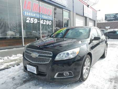 2013 Chevrolet Malibu LTZ for Sale  - 10419  - IA Motors